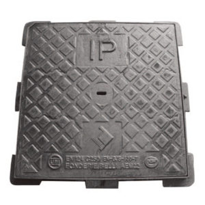 Ductile Iron Manhole Covers for Municipalities